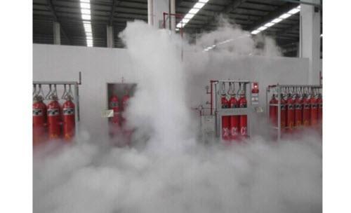机房消防气体灭火方案