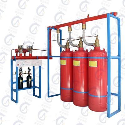 七氟丙烷灭火系统-4.2Mpa