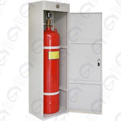 柜式七氟丙烷灭火装置-单柜120L