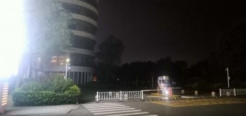 南京江宁区管会员办公楼机房气体灭火系统